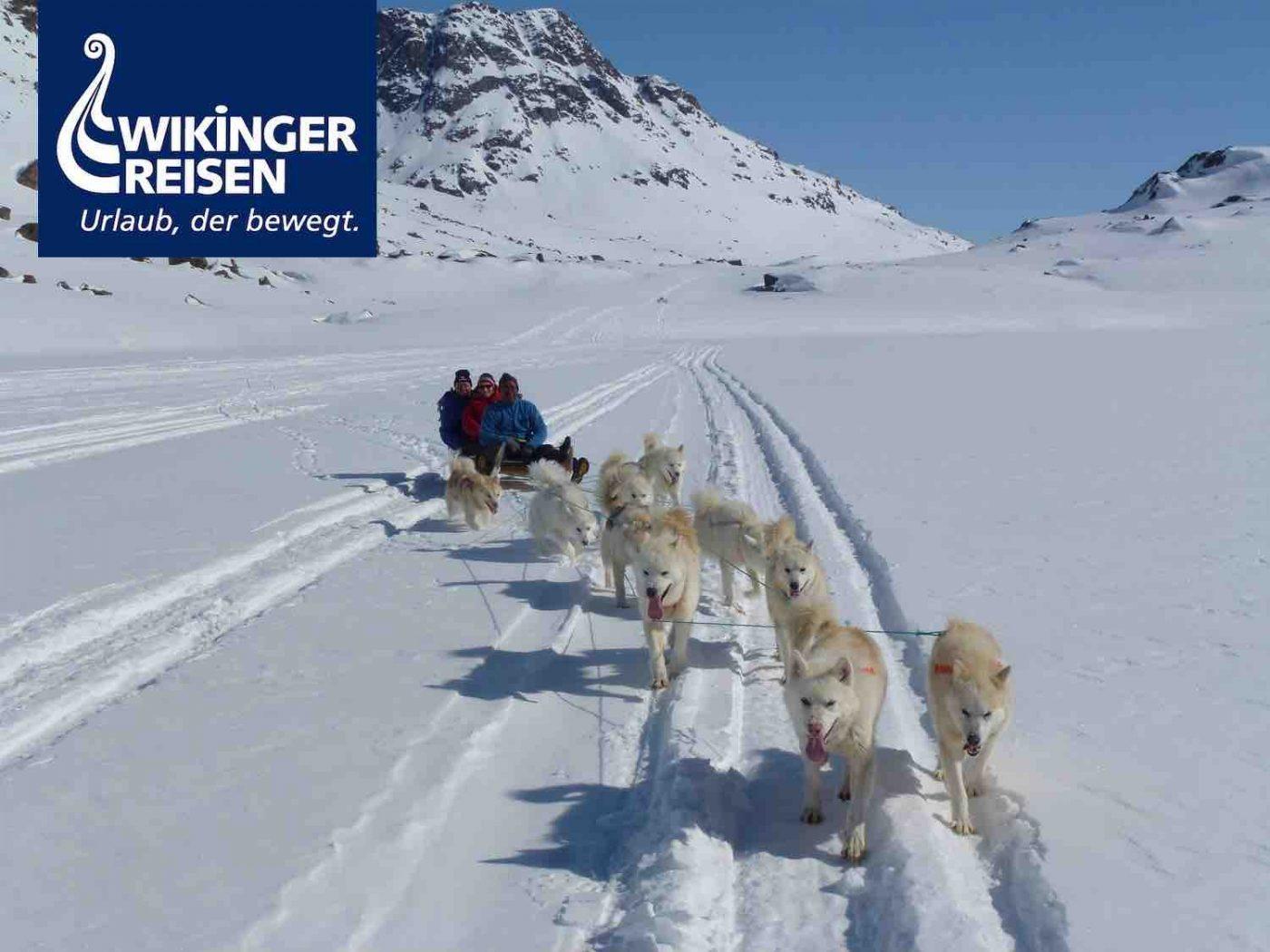 Wikinger Reisen: Winterspaß im Land der Inuit