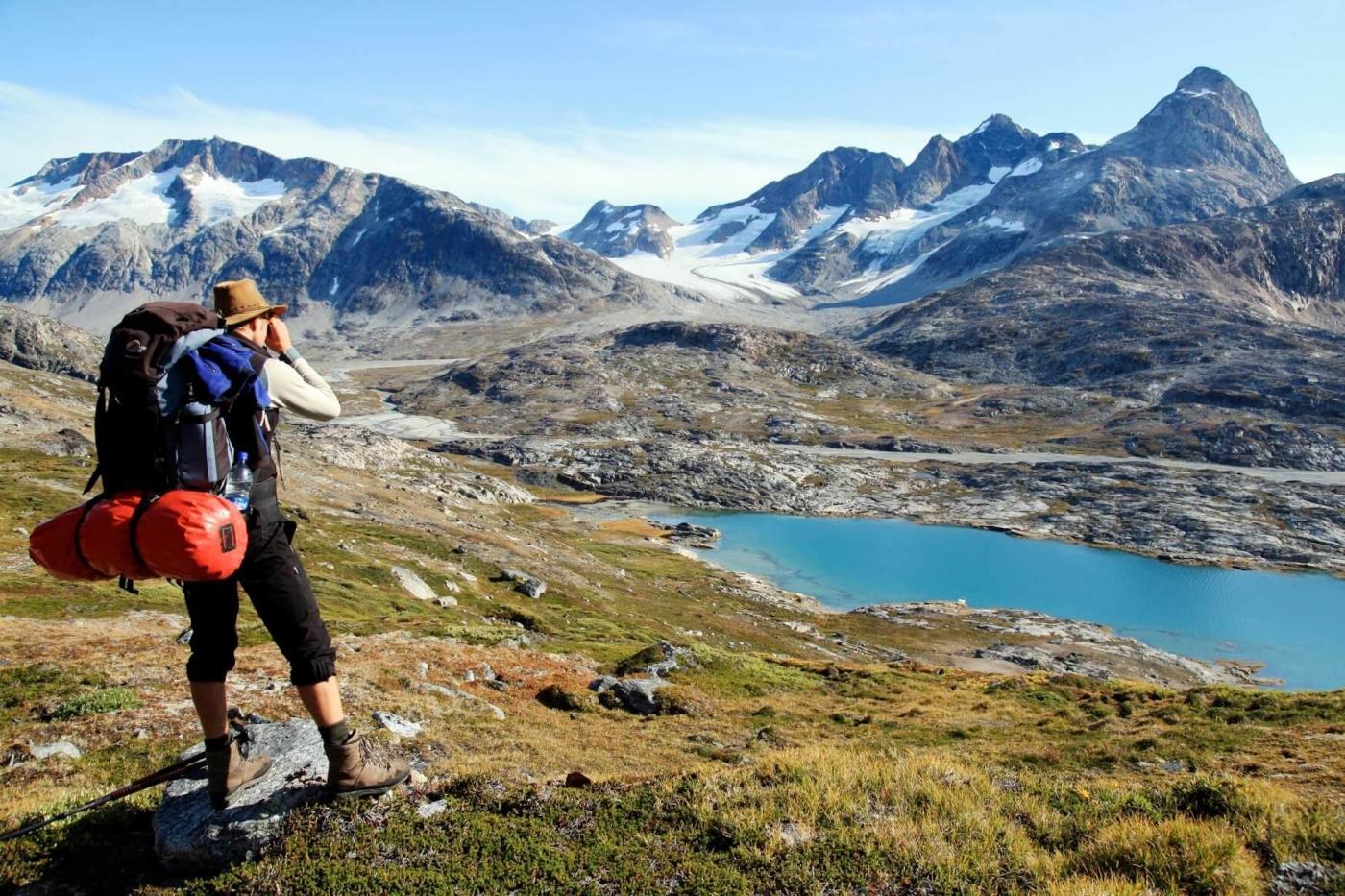 Hauser Exkursionen: Das große Trekking mit Martin Völker-Draxinger