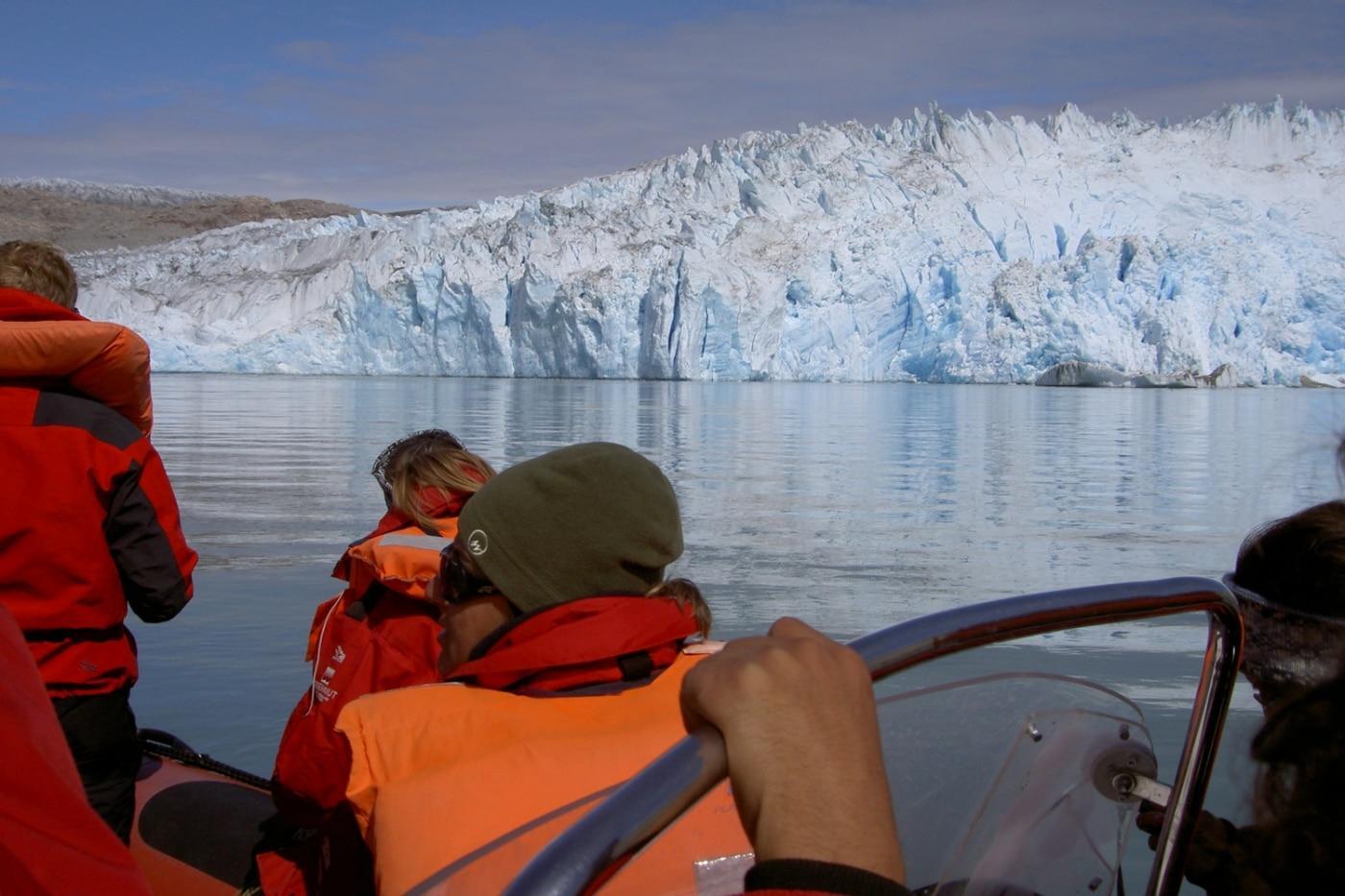 Grönlandsresor: Maßgeschneiderte Reisen nach Ihrem Wunsch!