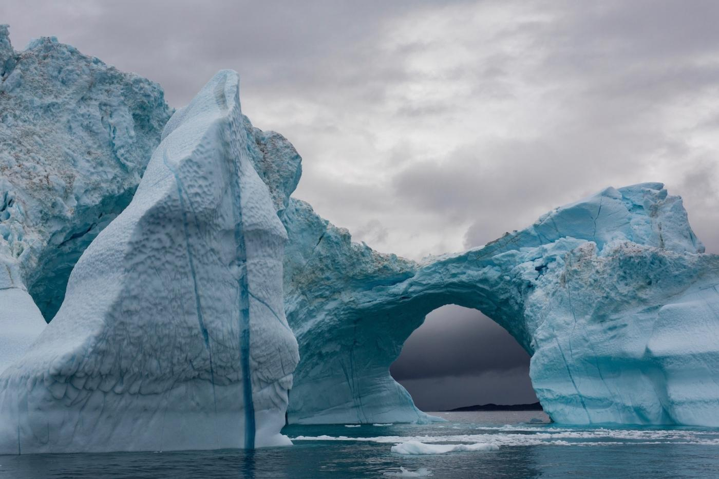 Boat Tour In Ilulissat. Photo by Aningaaq R Carlsen - Visit Greenland