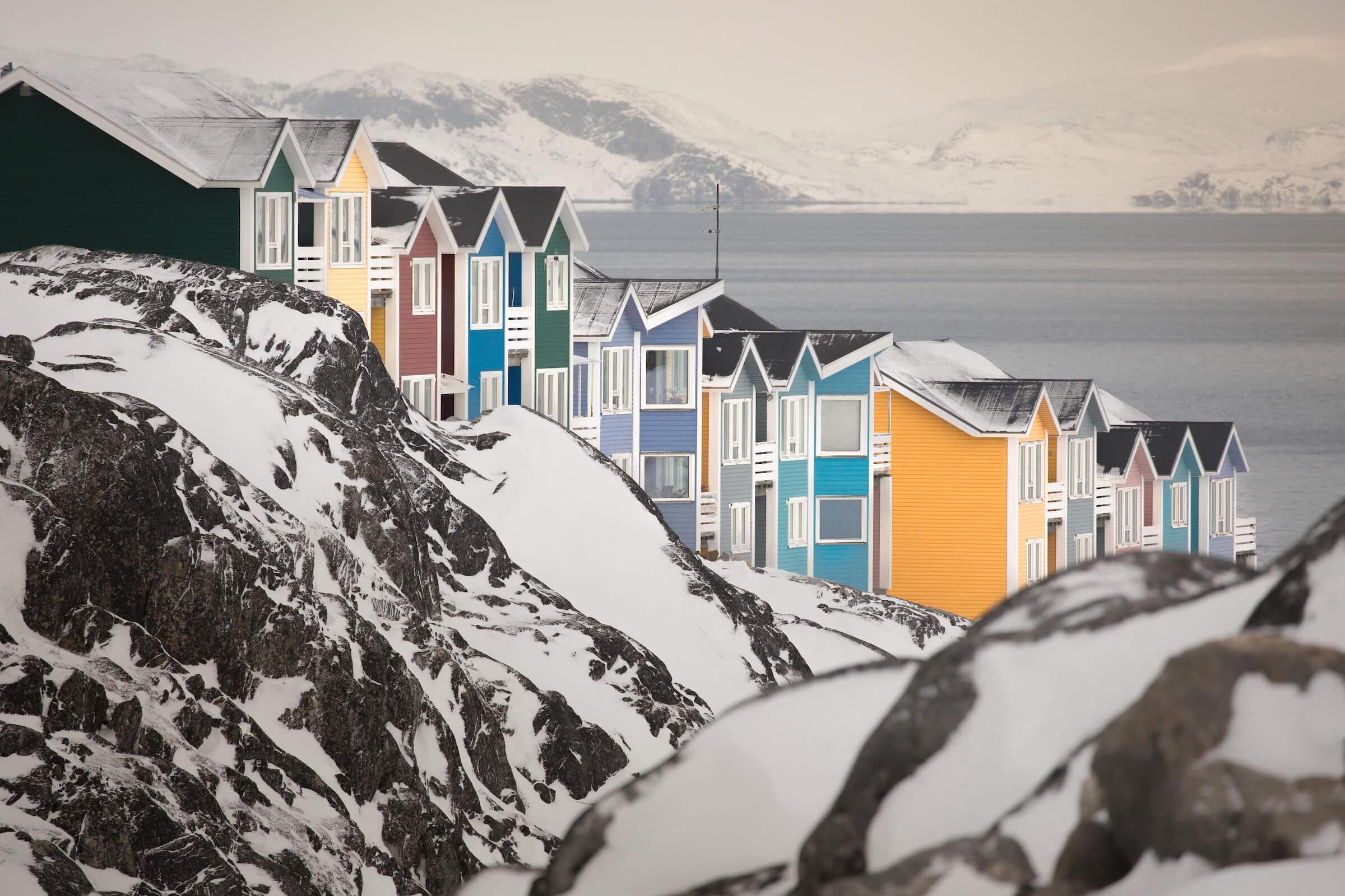Architektur - [Grönland besuchen!]