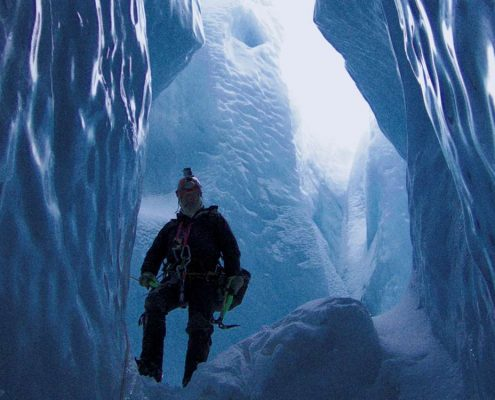 Arctic Caving Adventure 01