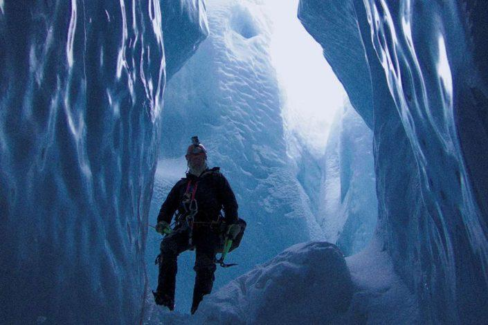 Arctic Caving Adventure 01