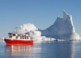 Boat tour into the Pack-ice near Angmagssalik. Photo by Arctic Wonderland Tours, Visit GreenlandArctic Wonderland Tours 01
