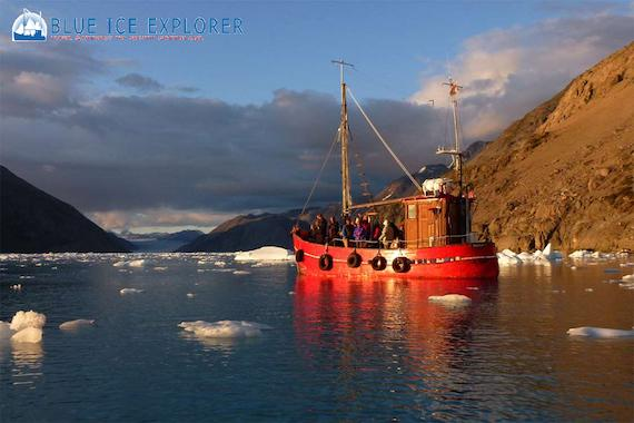 19 Blue Ice Explorer: 5-tägige Schnuppertour nach Südgrönland