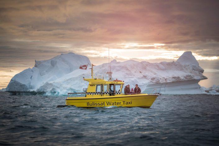 Ilulissat Water Taxi 07