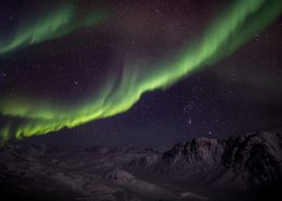 Northern Lights. By Mads Pihl