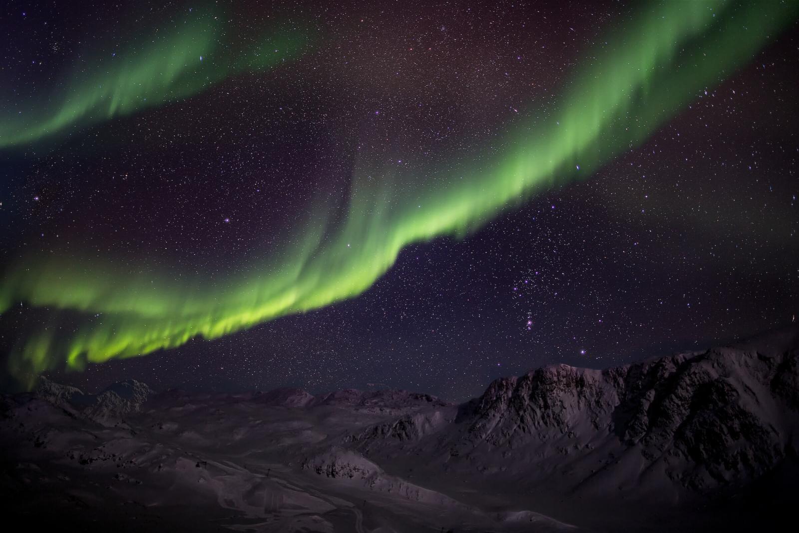 Northern Lights. By Mads Pihl