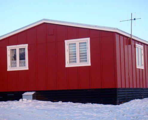 Qaanaaq Accommodation 01