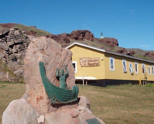 Leif Eriksson Hostel