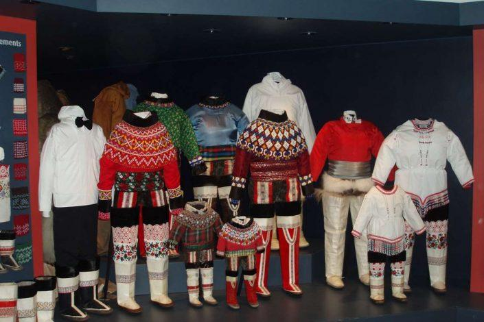 Festive costumes in Greenland. Photo by The National Museum of Greenland, Visit Greenland