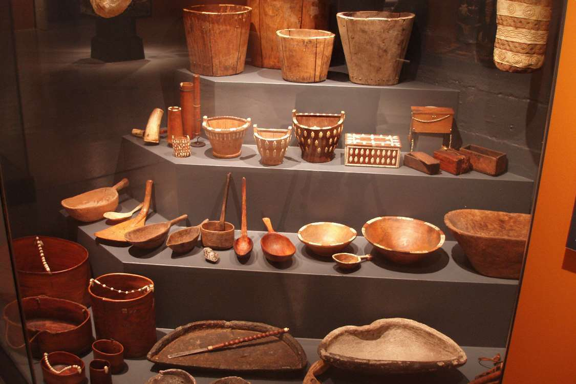 Greenlandic tools and crafts. Photo by The National Museum of Greenland, Visit Greenland