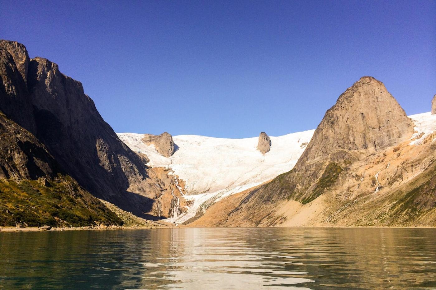 Tasermiut Fjord in South Greenland. Visit Greenland