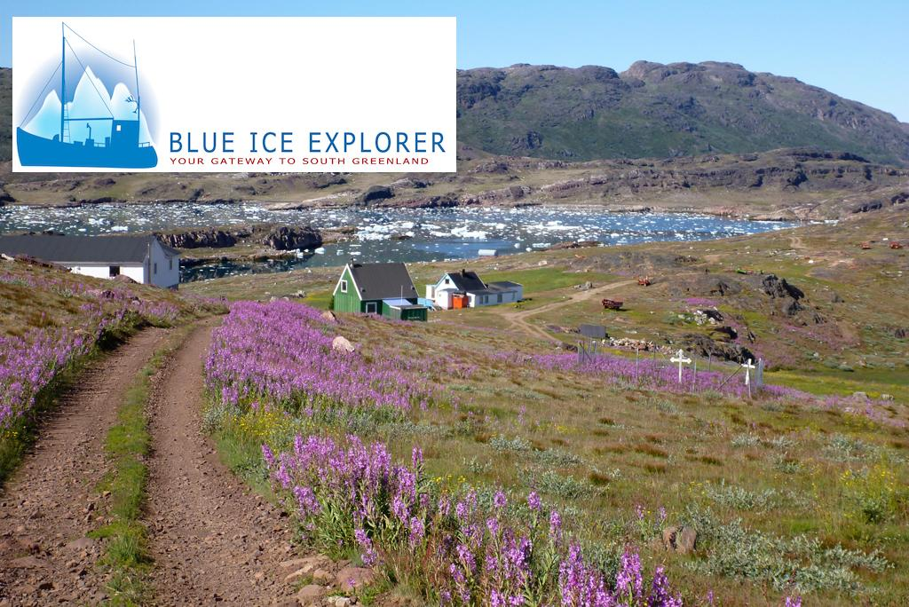 Blue Ice Explorer: Round trip & hiking. 10 days