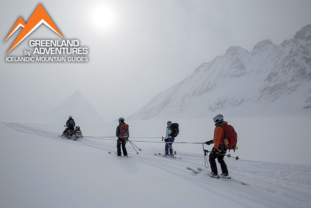 Icelandic Mountain guides: The Remote Peaks of Greenland