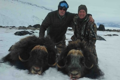 North Safari Outfitters: The Arctic Five winter and spring hunt 2019