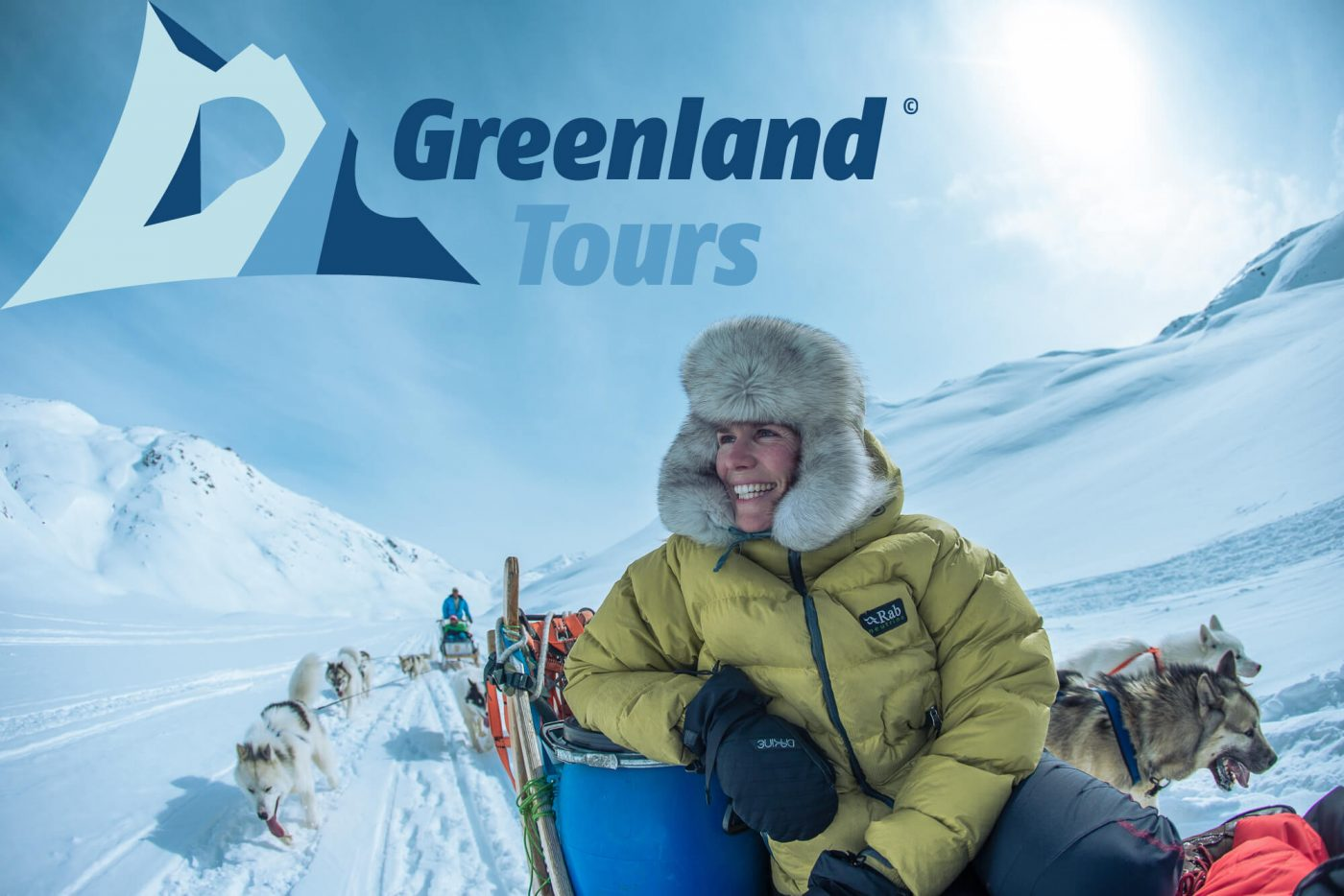 Greenland Tours: Hounds of Snow