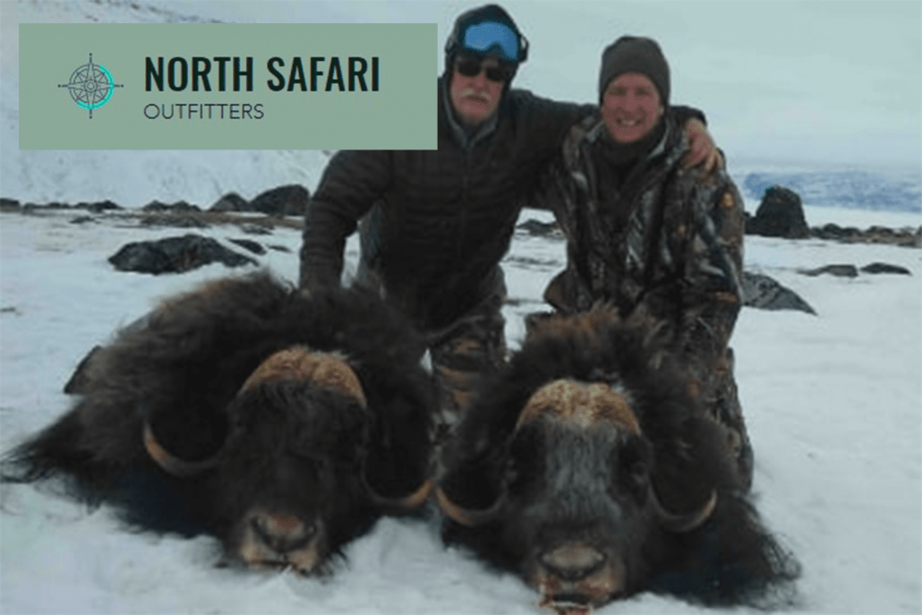North Safari Outfitters: The Arctic Five winter and spring hunt