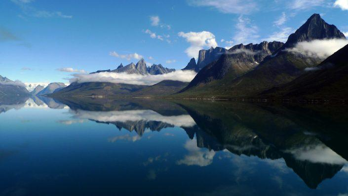 Tasermiut Fjord in South Greenland. Photo by Visit Greenland