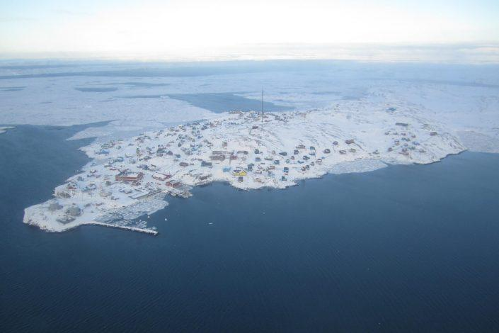 Kangaatsiaq. Photo by Johan Arne Fleischer.