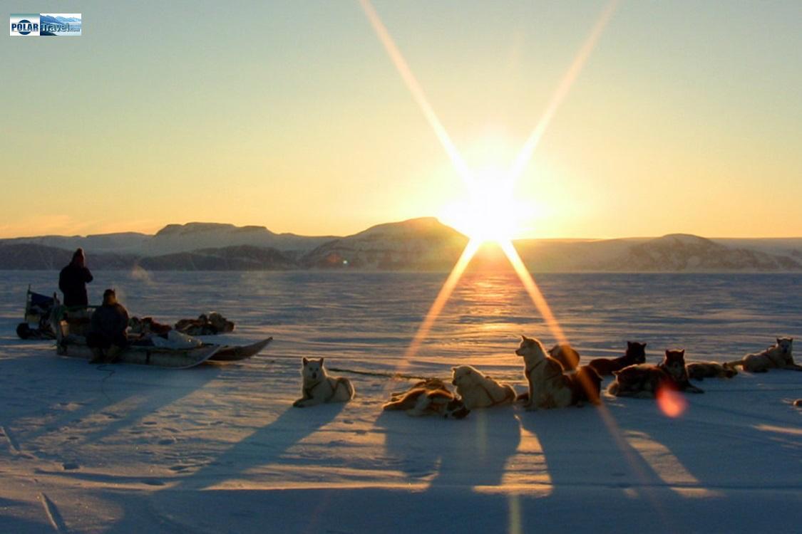 63: Polar-Travel: Dog Sledding Expedition THULE