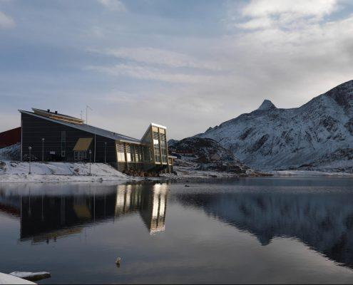 Taseralik culture centre in Sisimiut, by David Trood