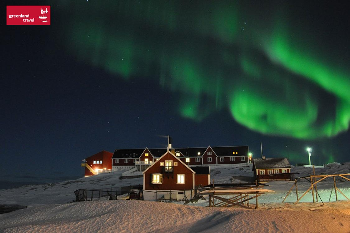 Greenland Travel: Northern lights and icebergs in Greenland