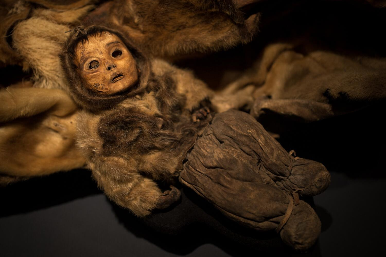 The Qilakitsoq Mummies Show Life And Death Visit