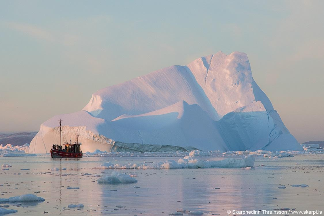 Arctic Exposure: Scoresby Sound Sailing Expedition