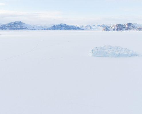 David Belay - Qeqertat Icebergs