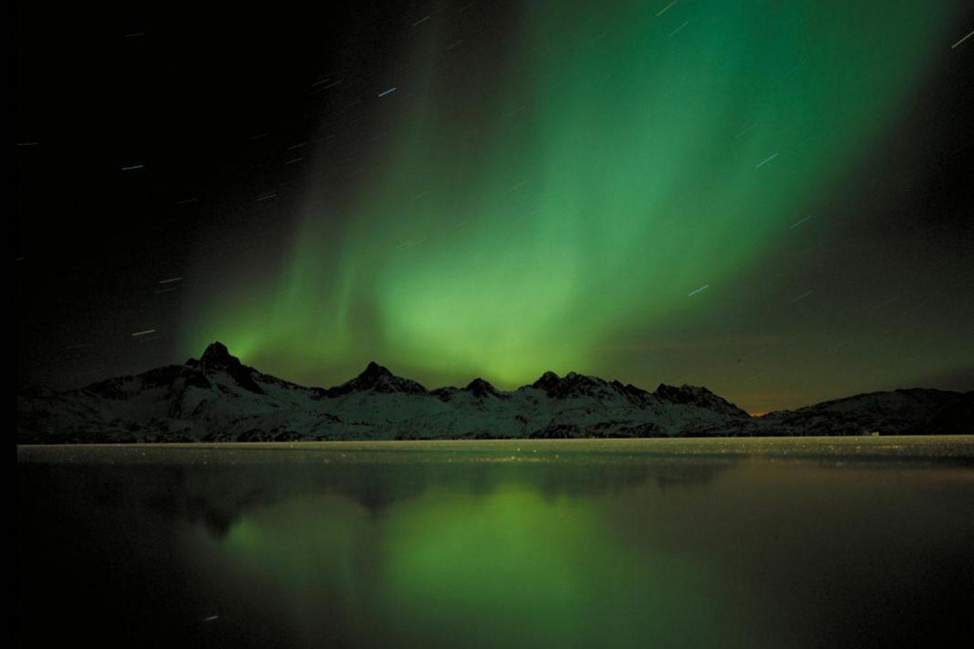 Grönlandsresor: Scoresbysund – Aurora Borealis, M/S Plancius