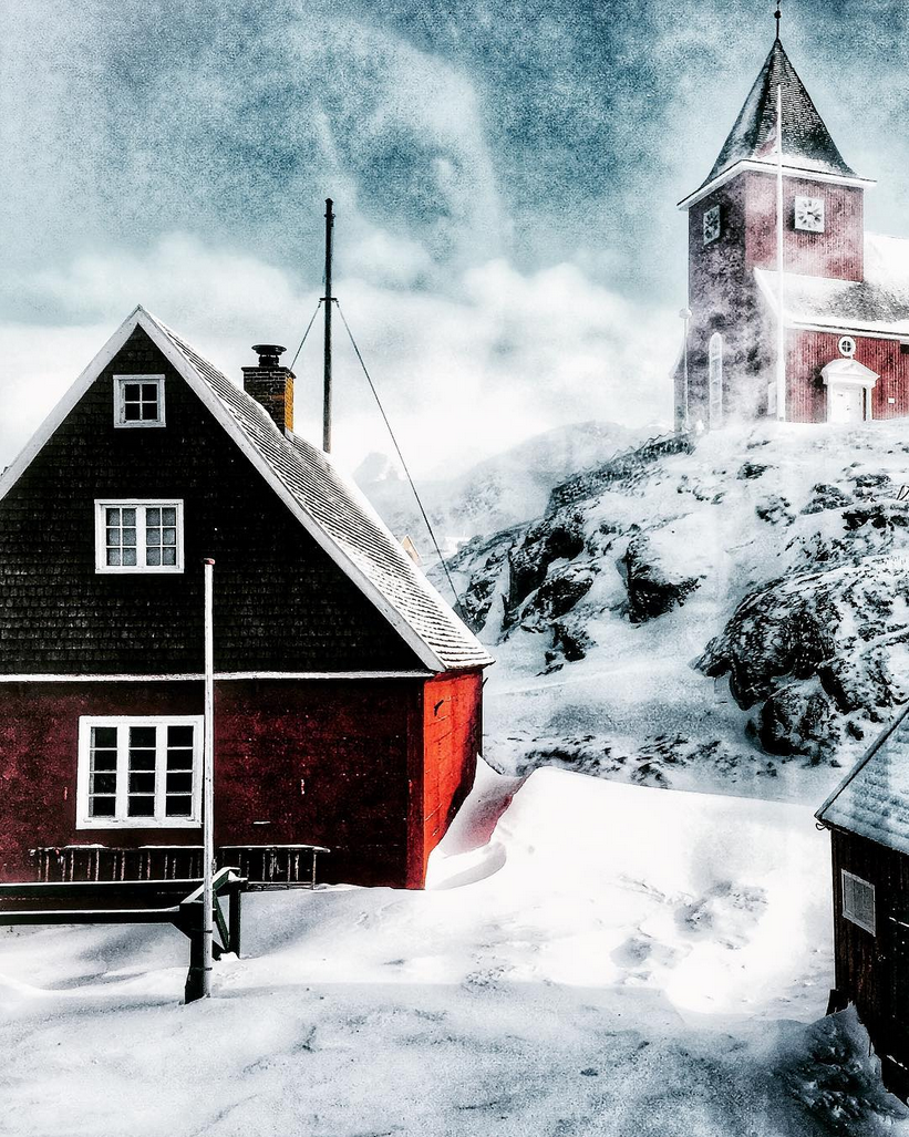 @nesloennairam - Sisimiut (Destination Arctic Circle)