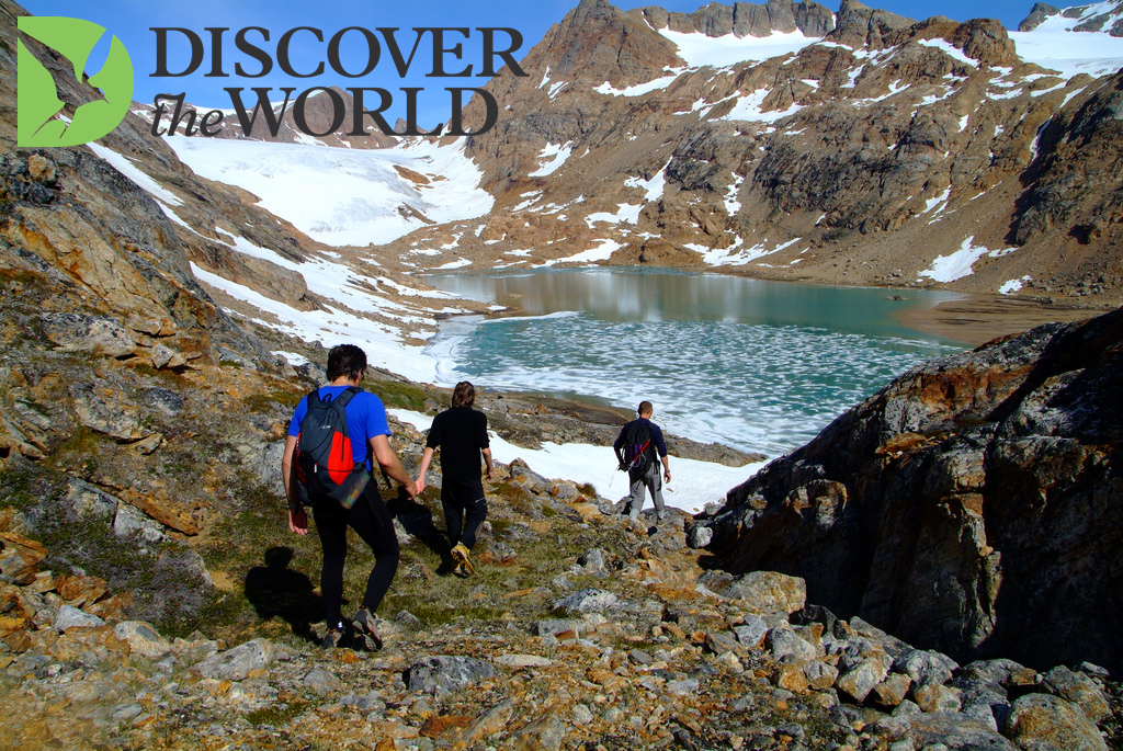 Discover the World: Greenland Base Camp