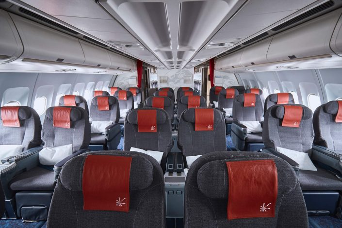 Air Greenland Cabin, Business Class_Photo by Esben Zøllner Olesen4