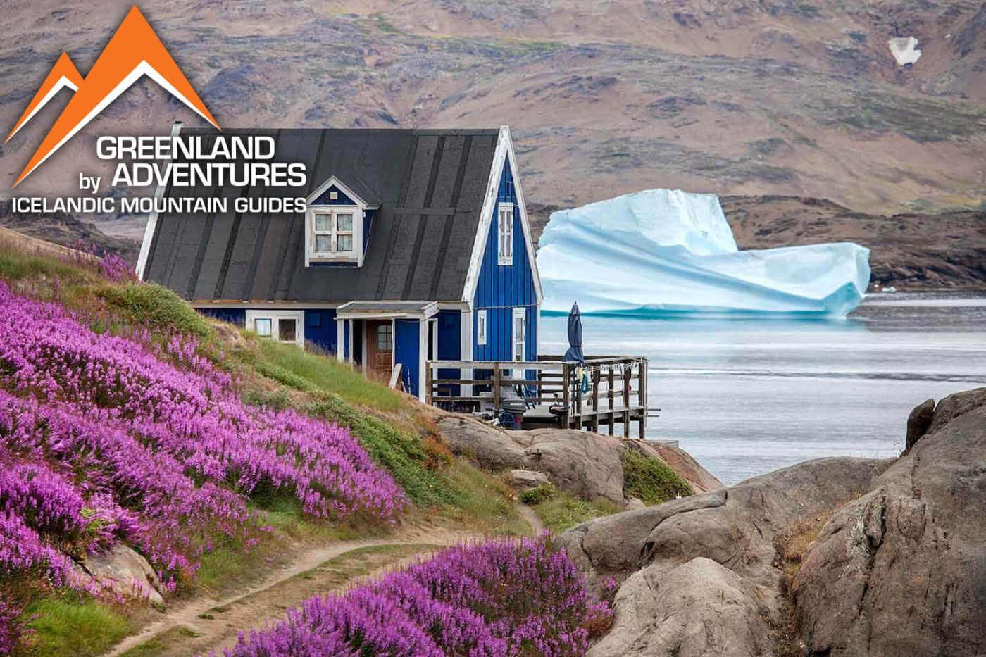 Icelandic Mountain Guides – Greenland Highlights
