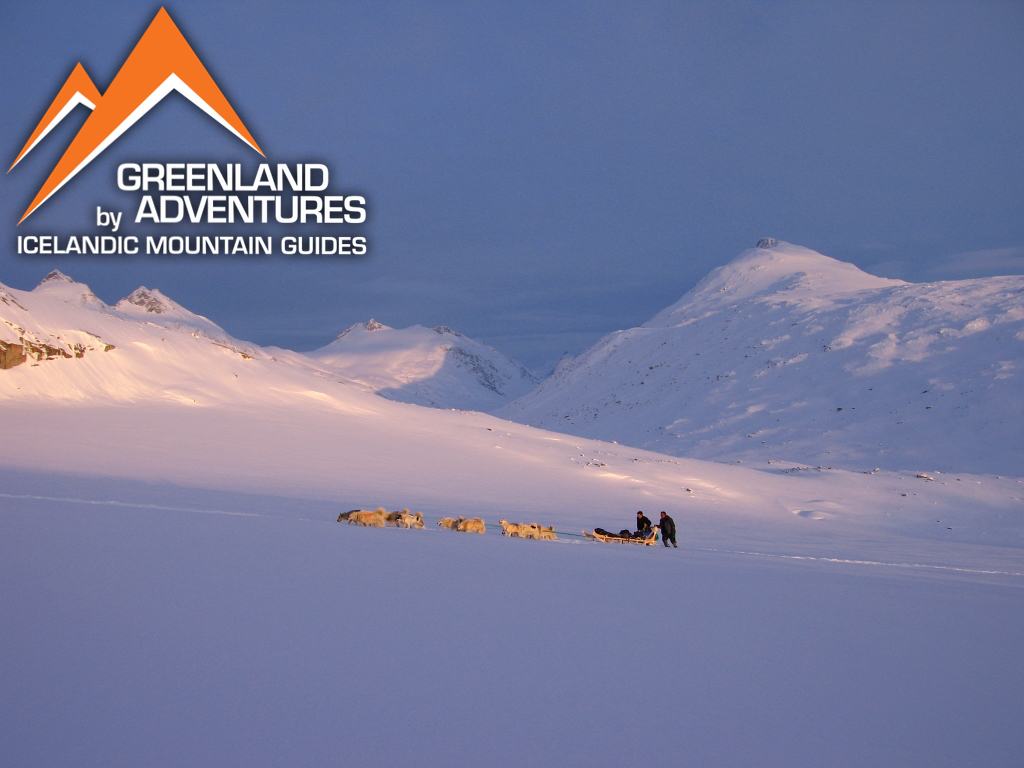 Icelandic Mountain Guides: Greenland Winter Highlights