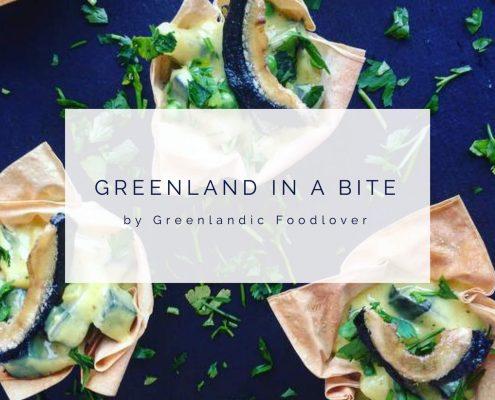 Greenland in a bite header