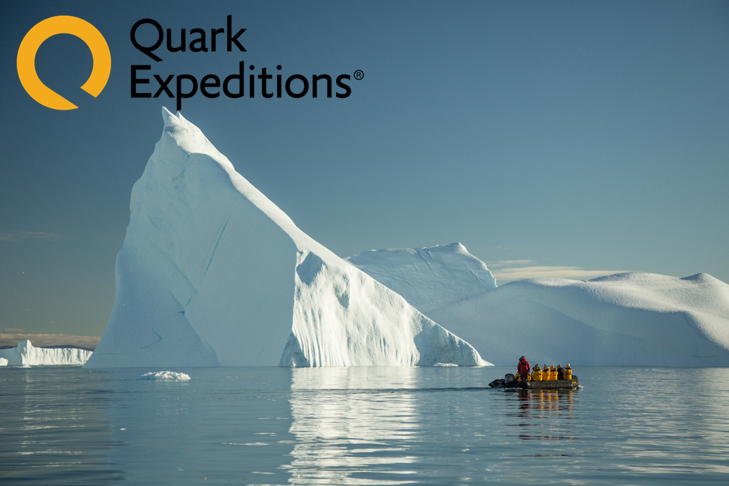 Quark Expeditions: Greenland Explorer: Valleys and Fjords
