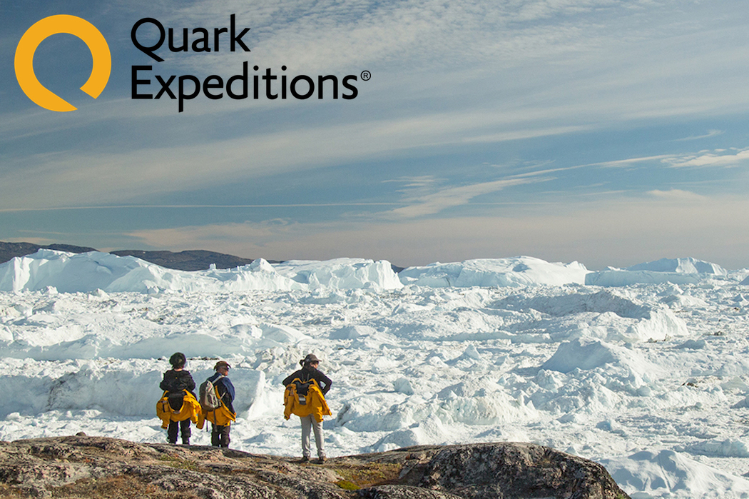 Quark Expeditions: Explore the epic High Arctic