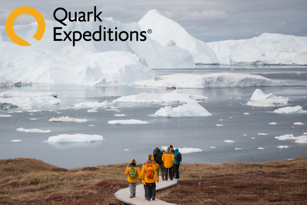 Quark Expeditions West Greenland Disko Bay logo2