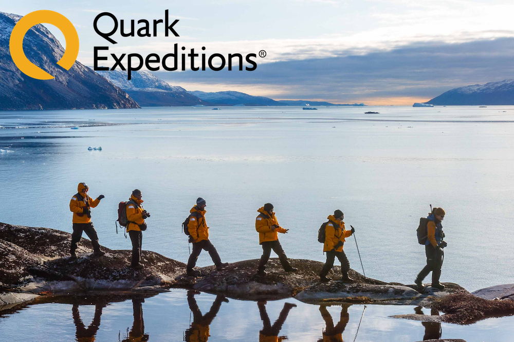 Quark Expeditions: Explore Greenland with Expert Guides