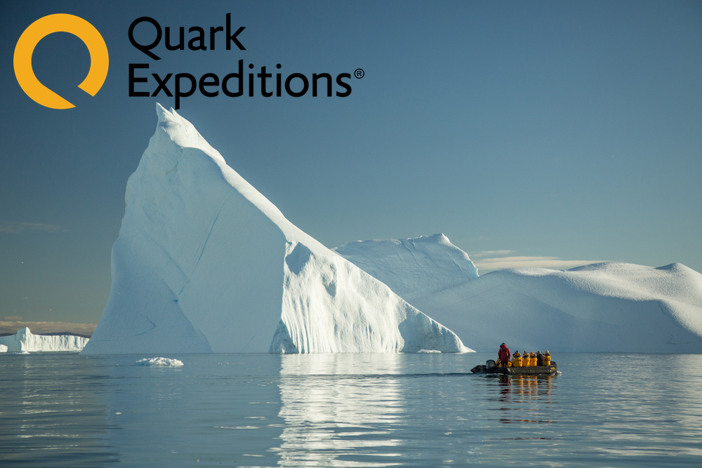 Quark Expeditions: Explore the Ilulissat Icefjord