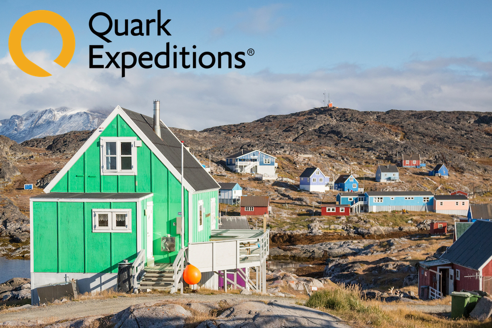Quark Expeditions: Visit Remote Greenlandic Communities