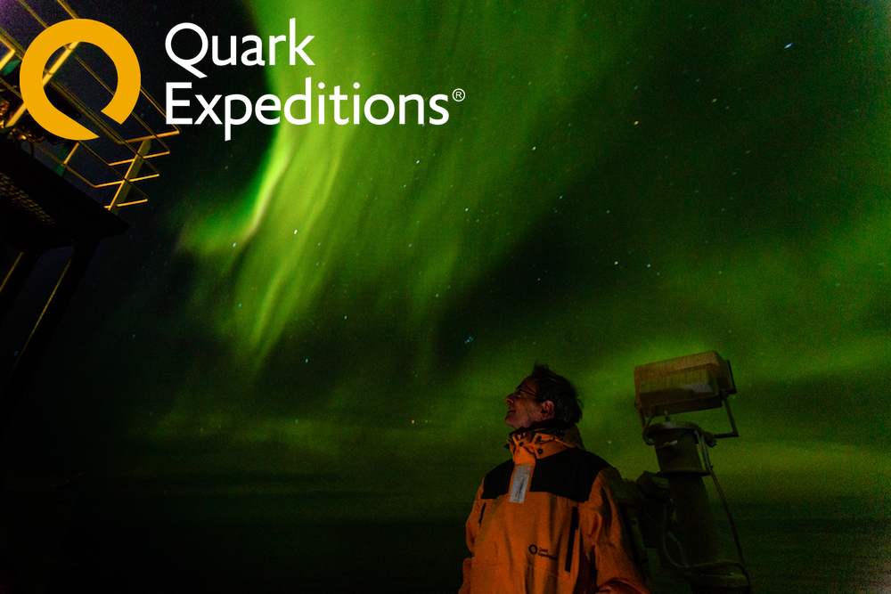 Quark Expeditions: Witness the Northern Lights
