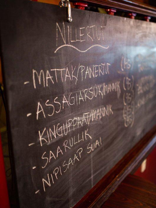 Kalaaliaraq Food. Photo by Aningaaq Rosing Carlsen.