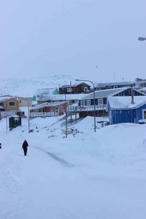 Ilulissat. Photo by Vibha Dania-Dhawan