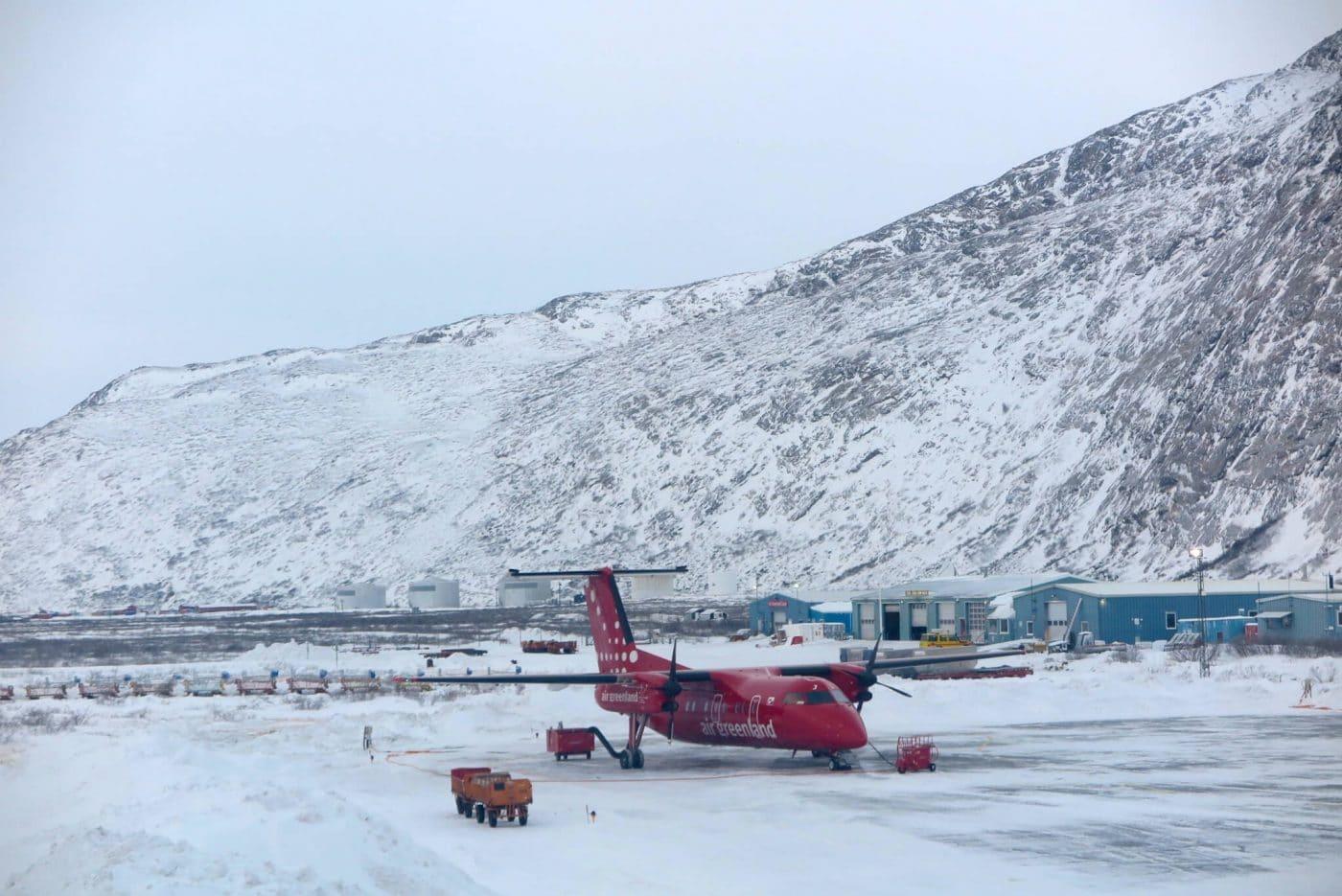 Kangerlussuaq Airport_Ilulissat. Photo by Vibha Dania-Dhawan