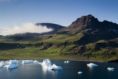 Greenland by Topas – Disko Island, Icebergs and Eqi Glacier