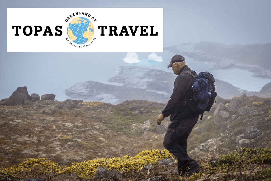 Greenland by Topas – Summer tour: Disko Island, Icebergs and Eqi Glacier