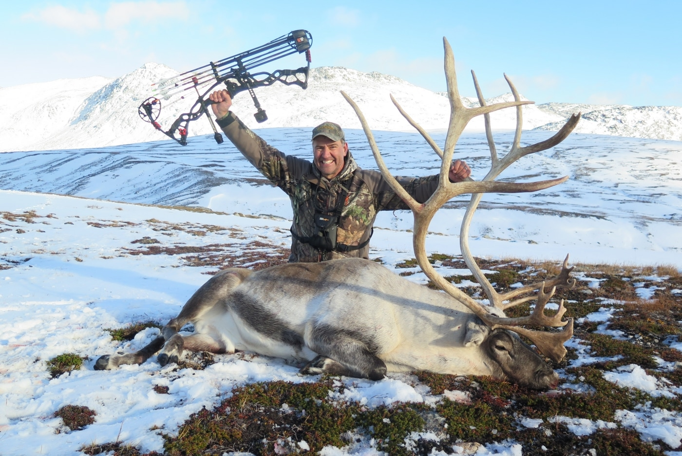 Caribou Hunting 2019-20
